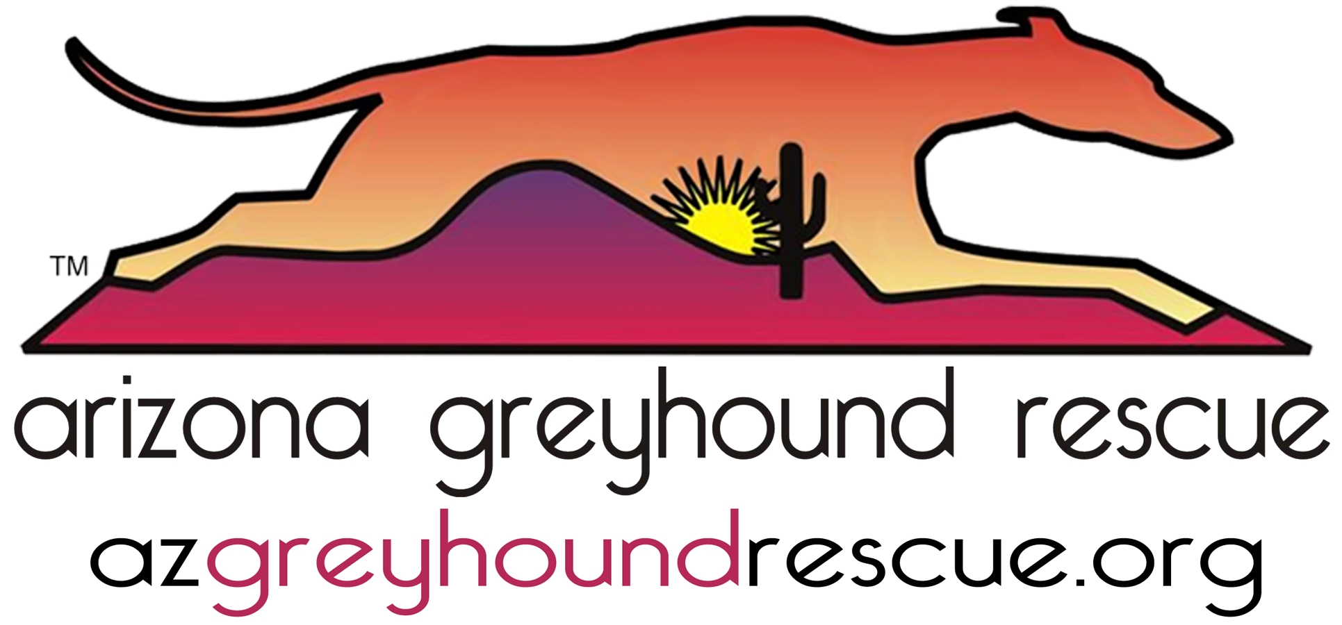 Arizona Greyhound Rescue Logo